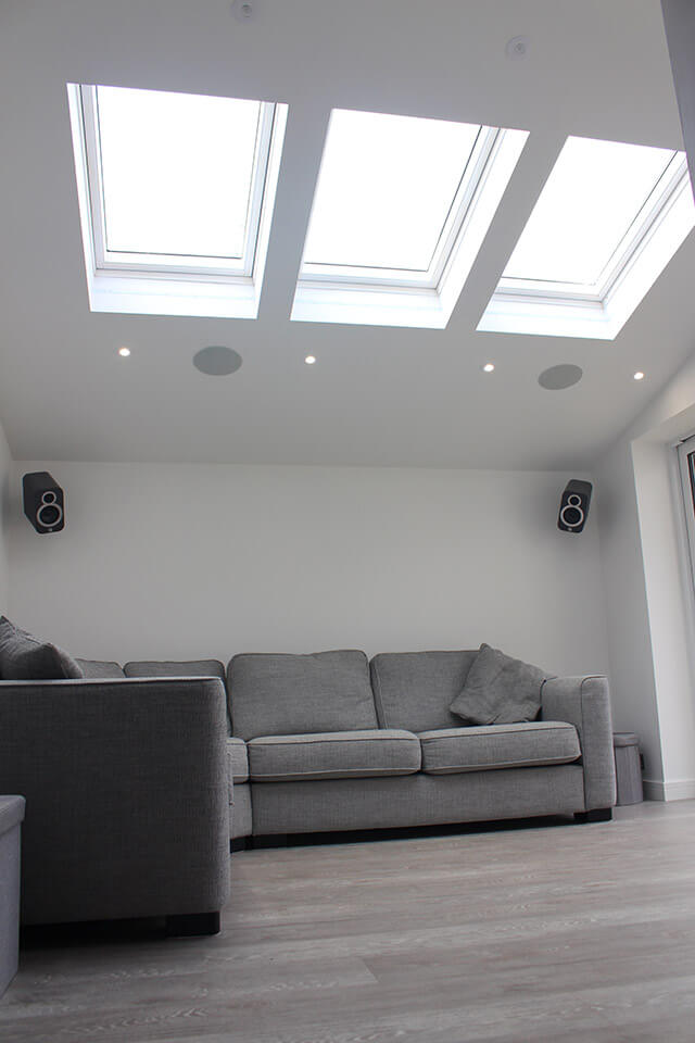 Filby Builders | Broad Green extension | Woodingdean | Brighton