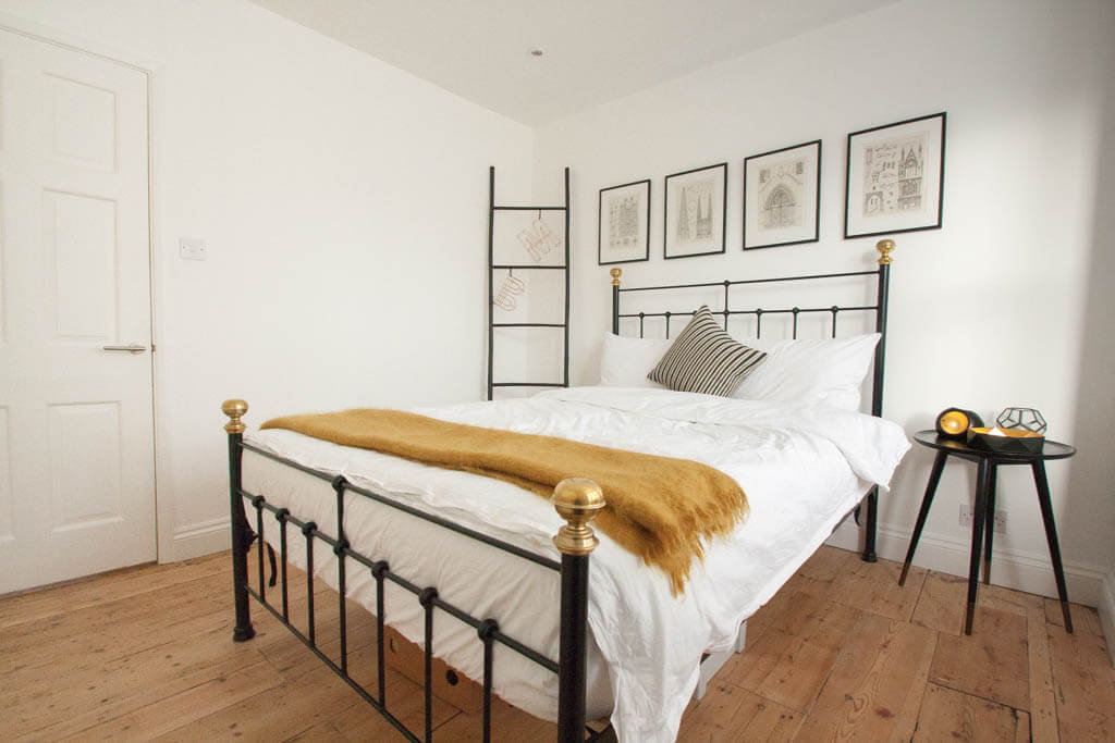 Filby Builders | Margaret Street, Brighton BN2 | Double Bedroom