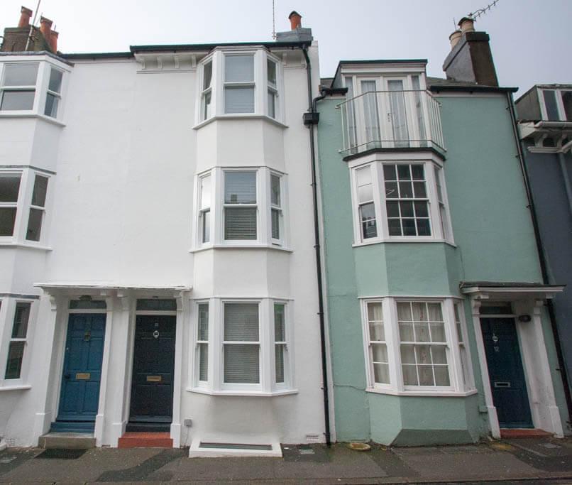 Filby Builders | Margaret Street, Brighton BN2 | Exterior