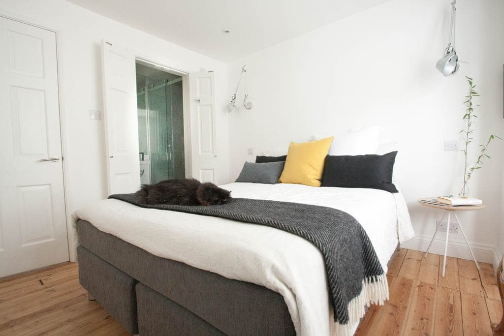 Filby Builders | Margaret Street, Brighton BN2 | Master with Ensuite