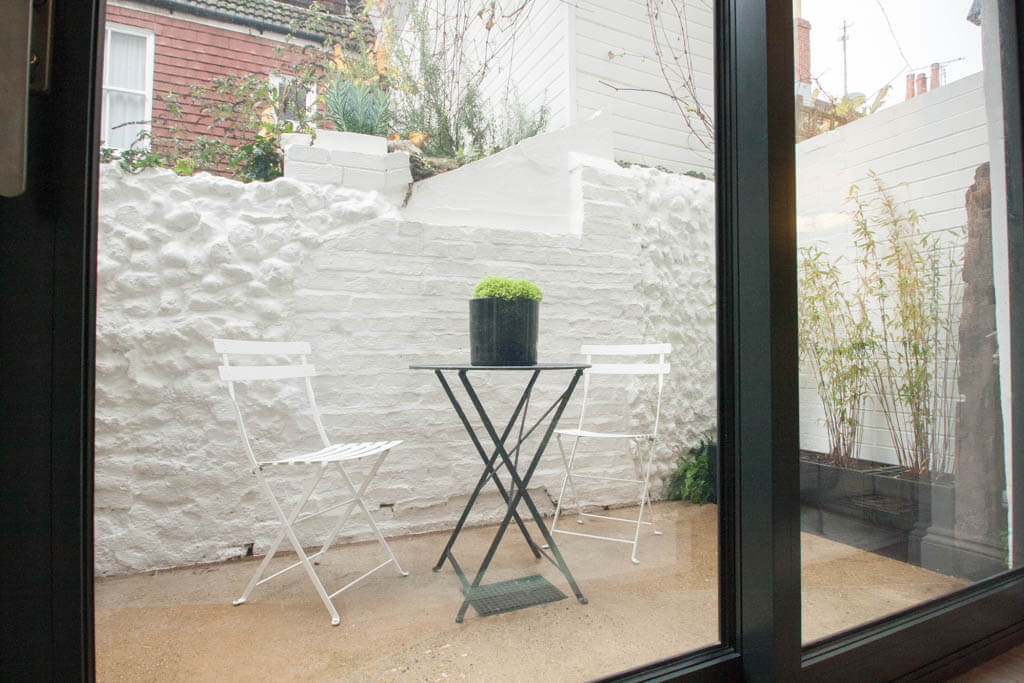 Filby Builders | Margaret Street, Brighton BN2 | Patio