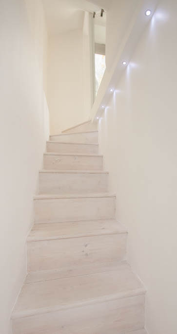 Filby Builders | Margaret Street, Brighton BN2 | Stairs to Kitchen