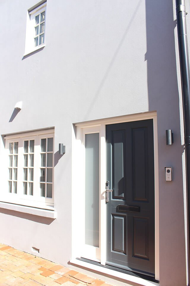 Filby Builders | Royal Crescent Mews refurbishment | Brighton