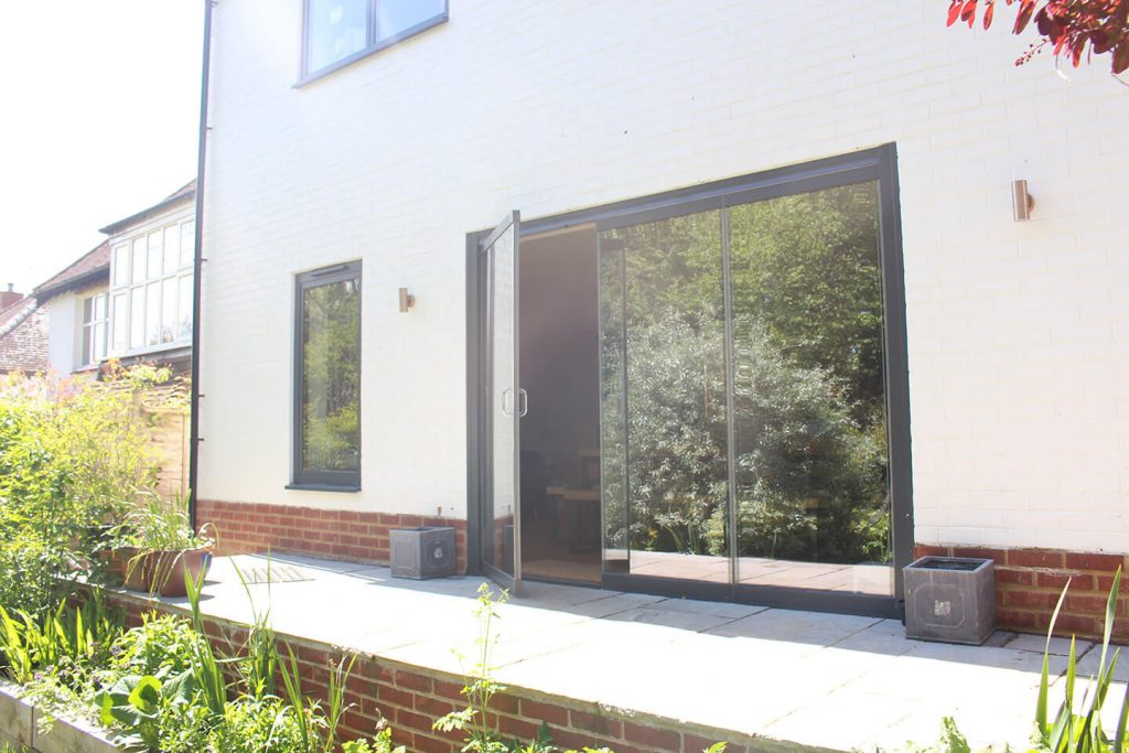 Filby Builders | Woodland Avenue loft conversion & extension | Hove